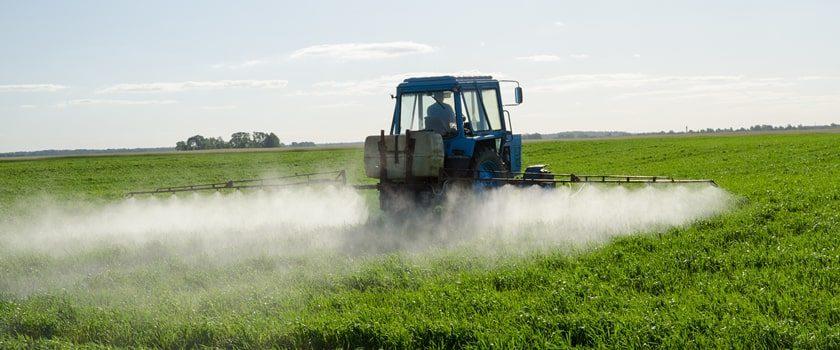 Pesticidy ve vodě a potravinách