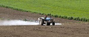 hnojení pesticidy
