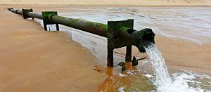 Vyústění odpadní vody