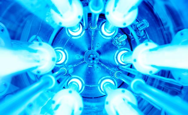 Dezinfekce vody pomocí UV záření